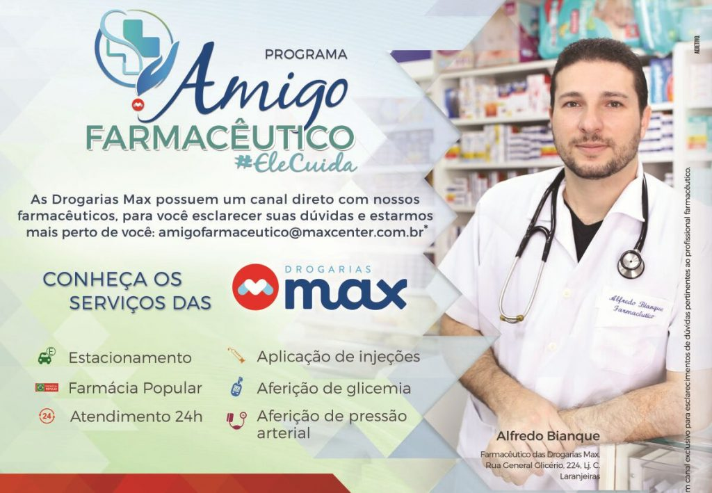DROGARIAS MAX